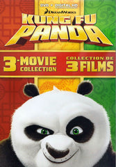 Kung Fu Panda (3-Movie Collection) (DVD / Digital HD) (Bilingual)