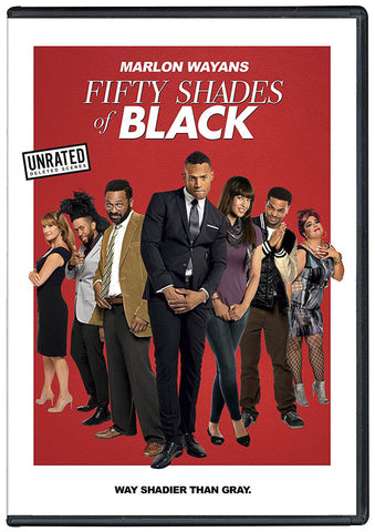 Fifty Shades Of Black DVD Movie