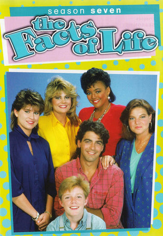 The Facts Of Life (Season 7) DVD Movie