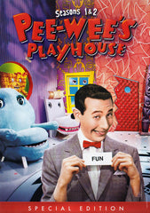 Pee-wee s Playhouse - Seasons 1-2 (Special Edition)