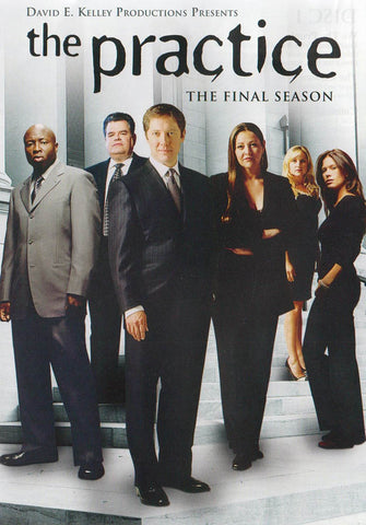 The Practice (The Final Season) DVD Movie