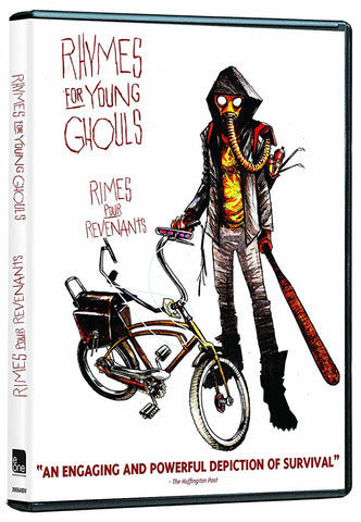Rhymes for Young Ghouls DVD Movie