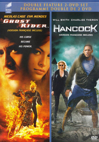 Ghost Rider / Hancock (Double Feature) (Bilingual) DVD Movie