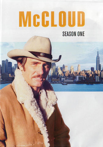 McCloud - Season One (Keepcase) DVD Movie