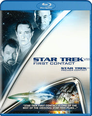 Star Trek - First Contact (VIII) (Bilingual) (Blu-ray)
