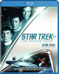 Star Trek IV - (4) The Voyage Home (Bilingual) (Blu-ray)