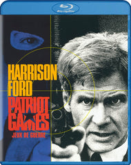 Patriot Games (Bilingual) (Blu-ray)