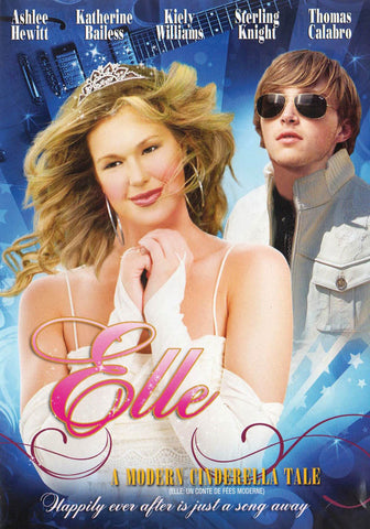 Elle - A Modern Cinderella Tale (Bilingual) DVD Movie