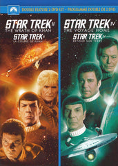 Star Trek II - The Wrath of Khan / Star Trek IV - The Voyage Home (Double Feature) (Bilingual)