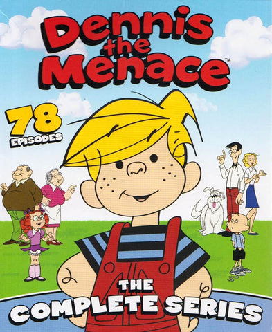 Dennis the Menace (The Complete Series) (Boxset) DVD Movie