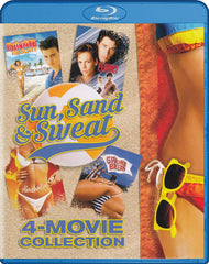 Sun, Sand and Sweat - 4 Movie Collection (Blu-ray)