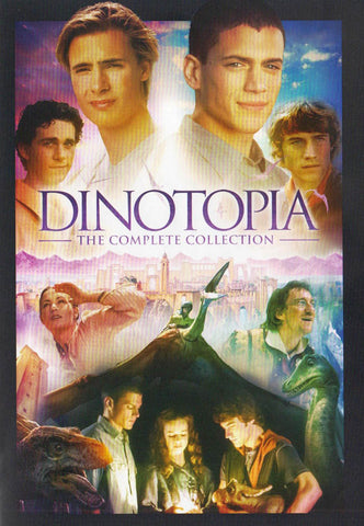 Dinotopia - The Complete Collection DVD Movie