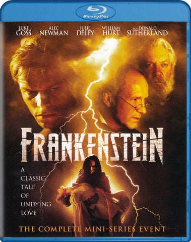 Frankenstein (The Complete Mini-Series Event) (Blu-ray) BLU-RAY Movie