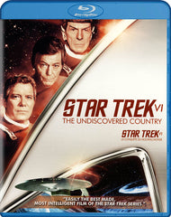 Star Trek VI (6) - The Undiscovered Country (Bilingual) (Blu-ray)