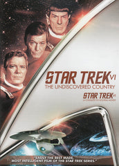 Star Trek VI (6) - The Undiscovered Country (Bilingual)