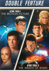 Star Trek I: The Motion Picture / Star Trek II: The Wrath of Khan (Double Feature)