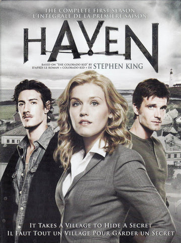 Haven - The Complete First (1st) Season (Boxset) (Bilingual) DVD Movie