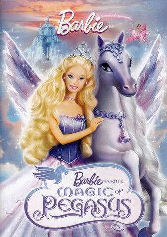 Barbie and the Magic of Pegasus DVD Movie
