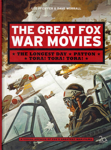 The Great Fox War Movies - (Patton / The Longest Day / Tora