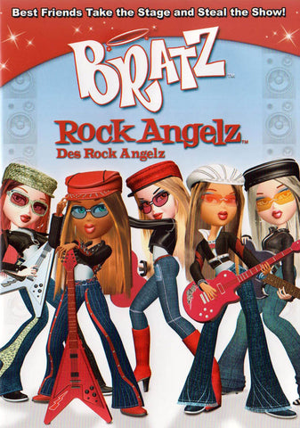Bratz - Rock Angelz (Bilingual) DVD Movie