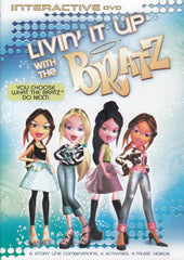 Livin' It Up! With the Bratz