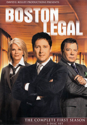 Boston Legal - Season One (Keepcase) DVD Movie