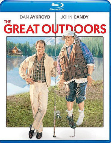 The Great Outdoors (Blu-ray) BLU-RAY Movie