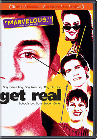 Get Real DVD Movie