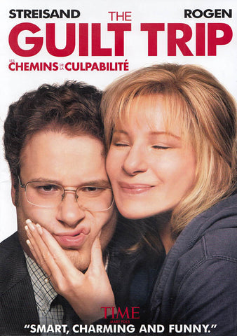 The Guilt Trip (Bilingual) (Paramount) DVD Movie