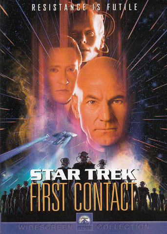 Star Trek - First Contact (Widescreen Collection) DVD Movie