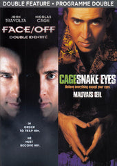 Face/Off / Cage Snake Eyes (Double Feature) (Bilingual)