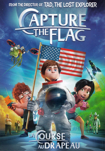Capture The Flag (Bilingual) DVD Movie