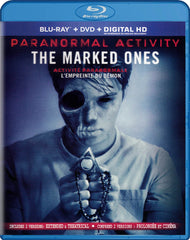 Paranormal Activity - The Marked Ones (Blu-ray + DVD + UltraViolet Copy) (Blu-ray) (Bilingual)