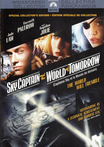 Sky Captain and the World of Tomorrow (Widescreen Special Collector s Edition) (Bilingual) DVD Movie