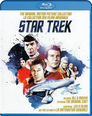 Star Trek - Original Motion Picture Collection (Bilingual) (Blu-ray)