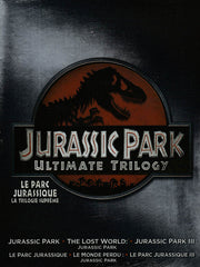 Jurassic Park - Ultimate Trilogy (Boxset) (Bilingual)