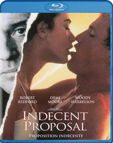 Indecent Proposal (Bilingual) (Blu-ray) BLU-RAY Movie