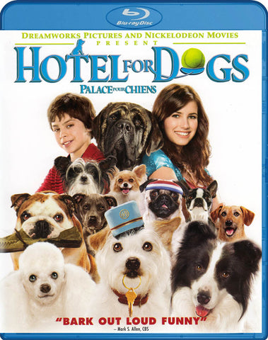 Hotel For Dogs (Blu-ray) (Bilingual) BLU-RAY Movie