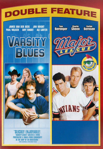 Varsity Blues / Major League (Double Feature) DVD Movie