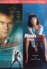Footloose / Flash Dance (Double Feature) (Bilingual)