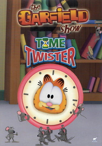 The Garfield Show - Time Twister DVD Movie