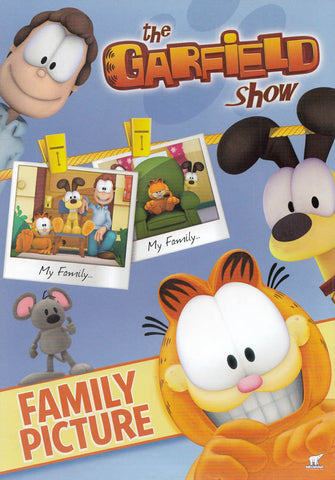 The Garfield Show - Family Picture DVD Movie
