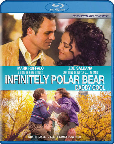 Infinitely Polar Bear (Bilingual) (Blu-ray) BLU-RAY Movie