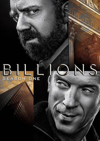 Billions - Season One (Keepcase) DVD Movie