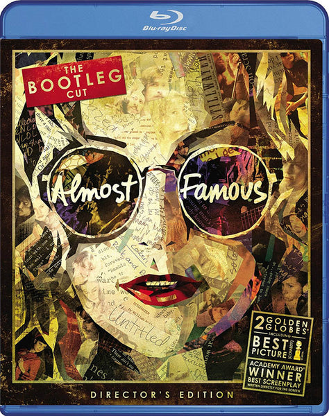 Almost Famous: The Bootleg Cut - Director s Edition (Blu-ray) BLU-RAY Movie