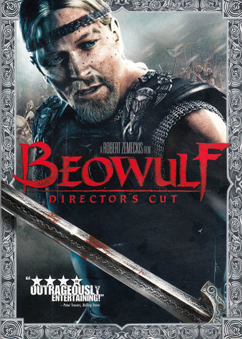 Beowulf - Directors Cut DVD Movie