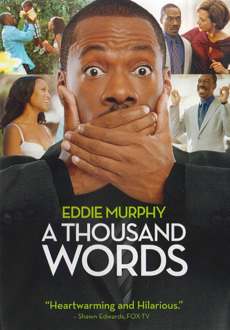 A Thousand Words DVD Movie