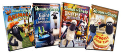 Shaun The Sheep Collection #3 (4 pack) (Boxset)