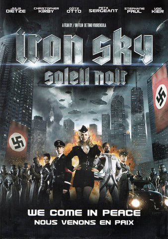 Iron Sky (Bilingual) DVD Movie