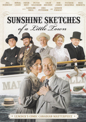 Sunshine Sketches of a Little Town DVD Movie
